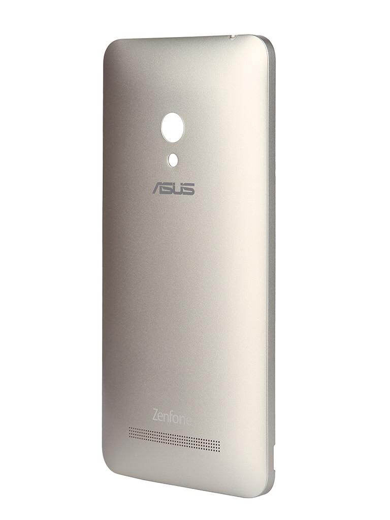 Аксессуар Крышка задняя ASUS ZenFone 5 Zen Case Gold 90XB00RA-BSL270