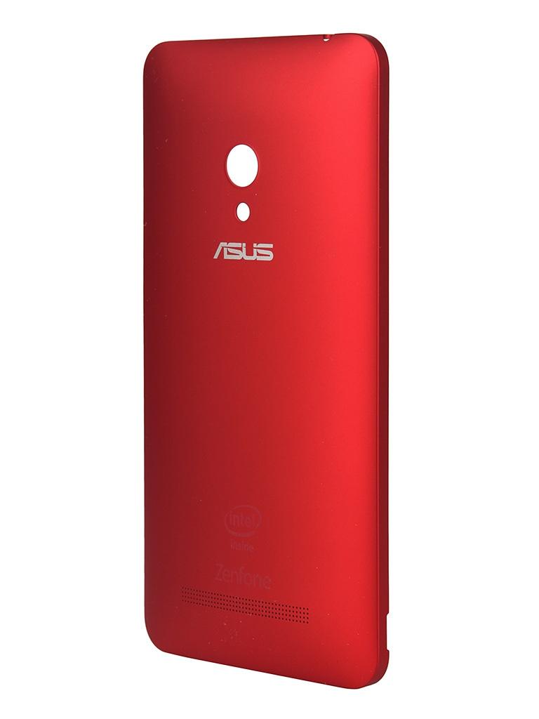 Аксессуар Крышка задняя ASUS ZenFone 5 Zen Case Red 90XB00RA-BSL110