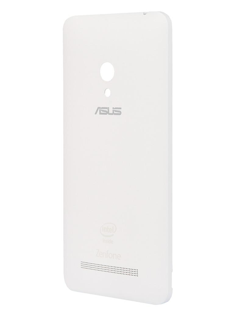 Аксессуар Крышка задняя ASUS ZenFone 5 Zen Case White 90XB00RA-BSL100