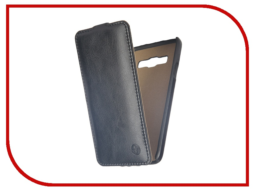 цена на Аксессуар Чехол Samsung SM-A300 Galaxy A3 Pulsar Shellcase Black PSC0391