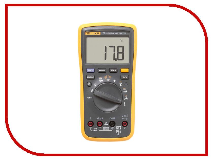 Мультиметр Fluke 17B+ ERTA<br>