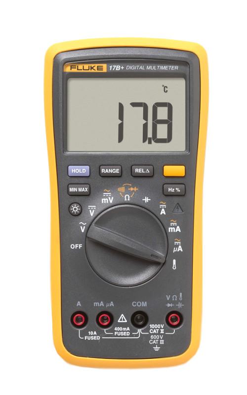 Мультиметр Fluke 17B+ ERTA