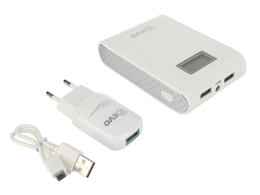 Аккумулятор EVO D01 8000 mAh White