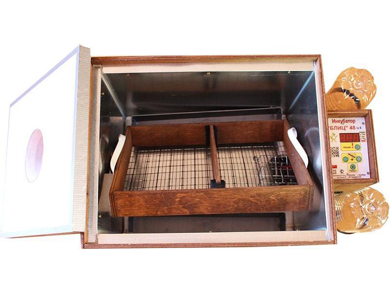 Инкубатор Блиц 48 цифровой (48 яиц)