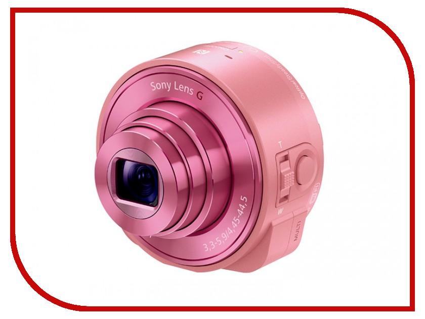 Смартограф Sony DSC-QX10 Cyber-Shot Pink