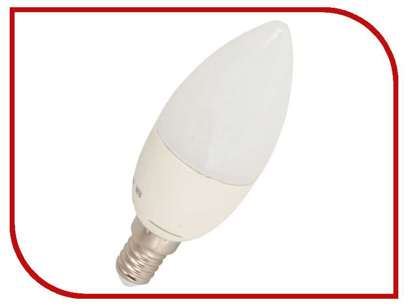 Лампочка LUNA LUX LED B35 7W 3000K E27 60286