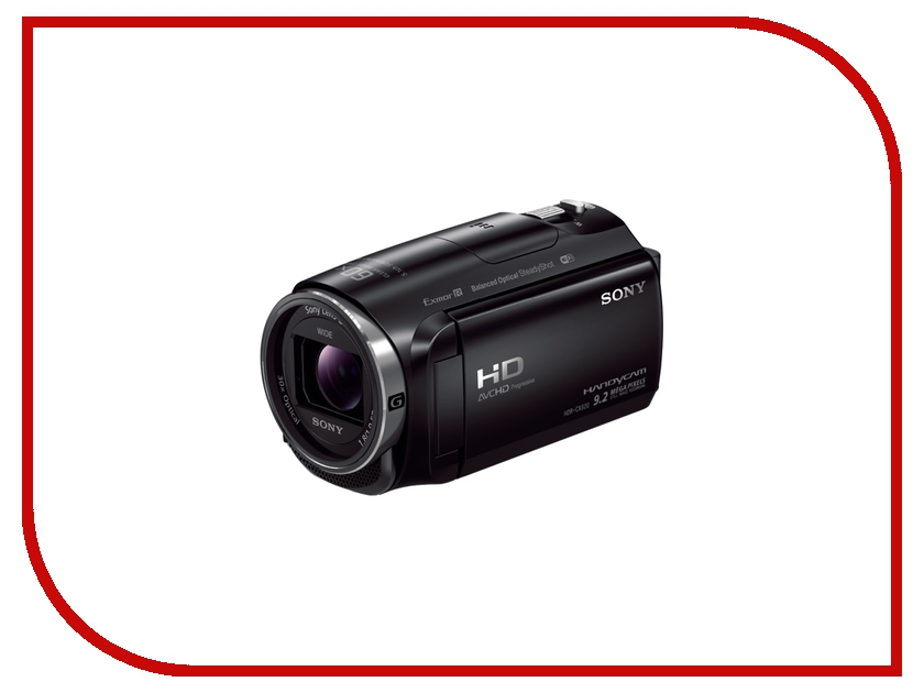 Видеокамера Sony HDR-CX620 sony hdr az1vr