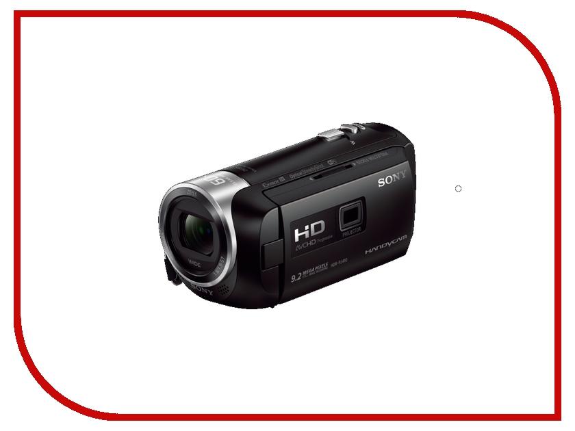 Видеокамера Sony HDR-PJ410 видеокамера sony hdr gwp88e