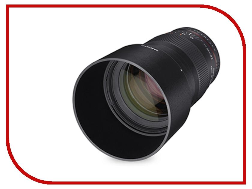 Объектив Samyang Sony E NEX 135 mm f/2.0 ED UMC