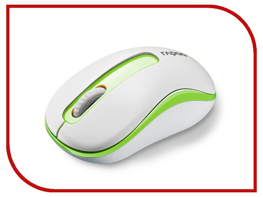 цена на Мышь Rapoo M10 USB Green