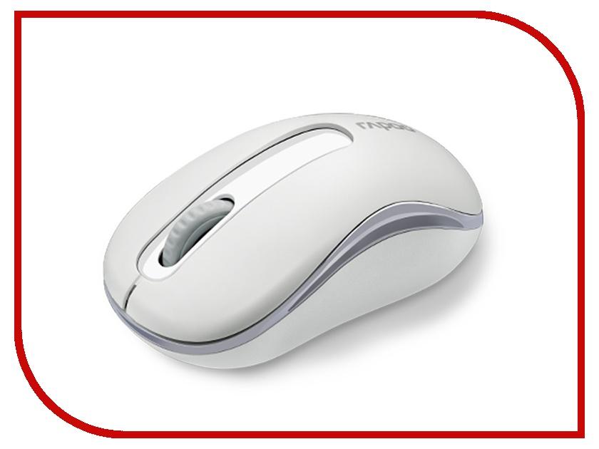 Мышь Rapoo M10 USB White rapoo