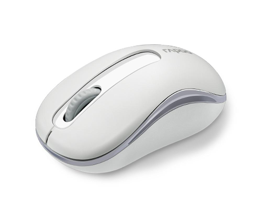 лучшая цена Мышь Rapoo M10 USB White