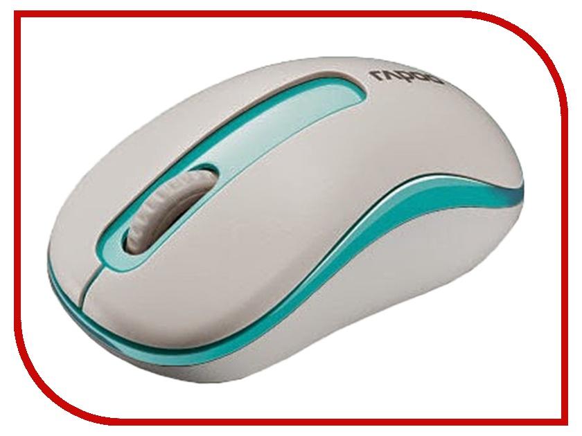 цена на Мышь Rapoo M10 Blue USB