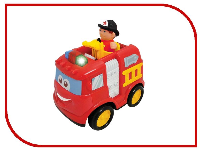 Радиоуправляемая игрушка Kiddieland Пожарная машина KID 042929