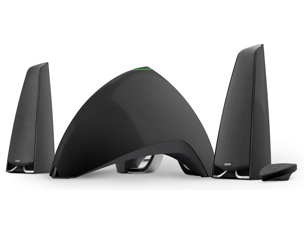все цены на Колонка Edifier E3360BT Black онлайн