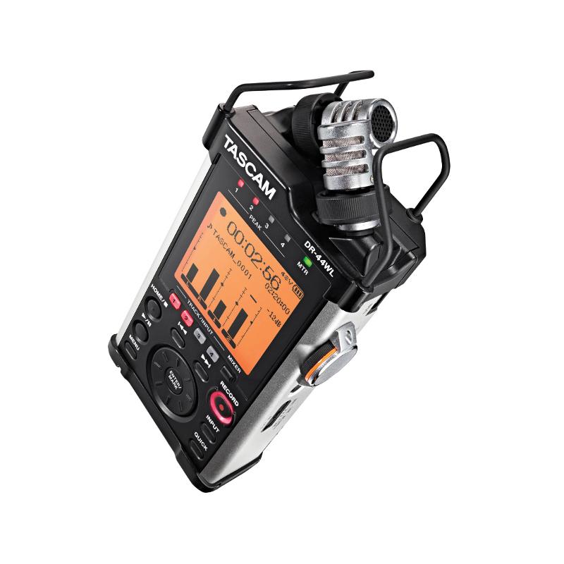 Диктофон Tascam DR-44WL tascam us 125m