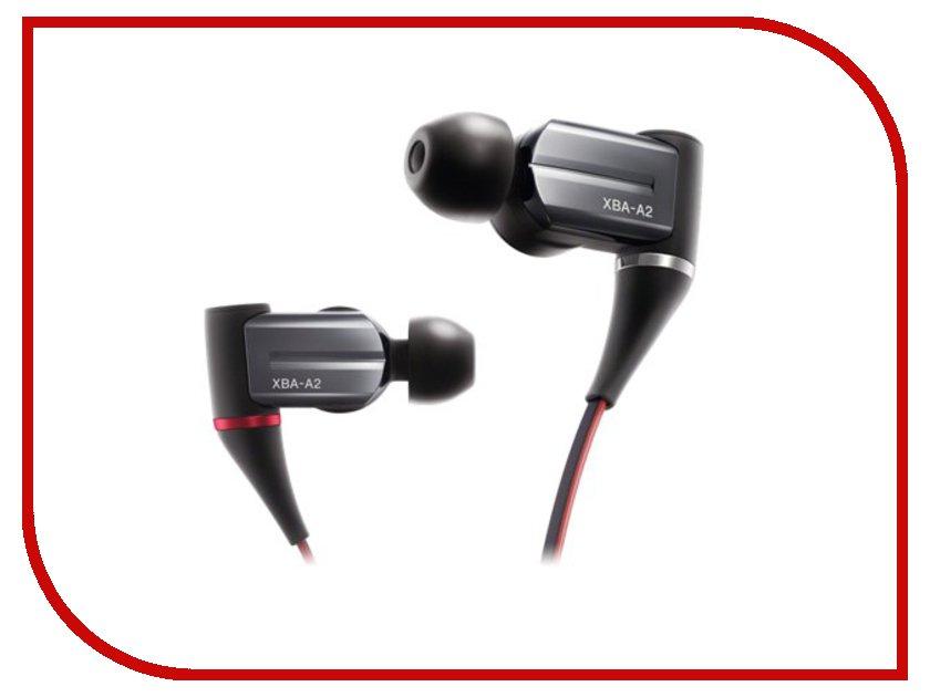 Гарнитура Sony XBA-A2