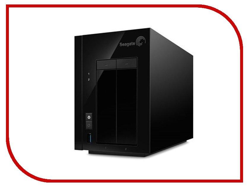 Сетевое хранилище Seagate NAS Pro 2-Bay STDD200<br>