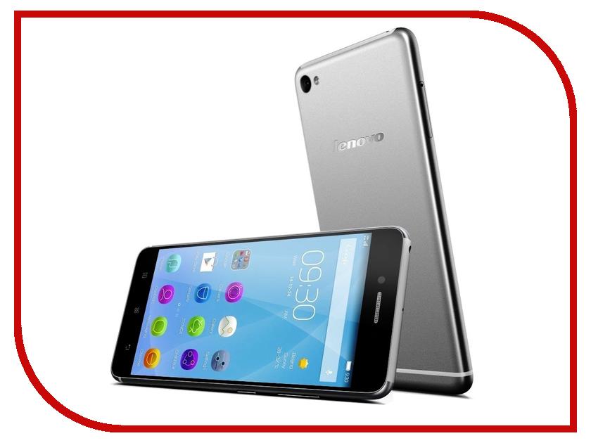 Сотовый телефон Lenovo S90 32Gb Graphite Grey<br>