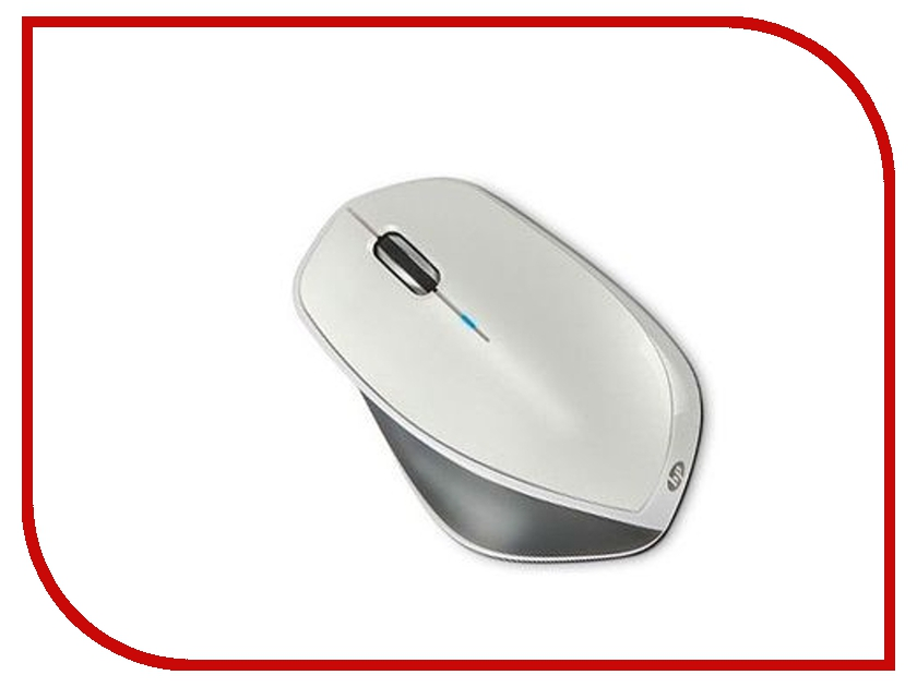 Мышь HP X4500 USB White-Grey H2W27AA беспроводное устройство hewlett packard hp bt500 usb