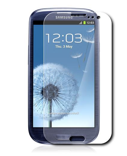 Аксессуар Стекло закаленное Samsung Galaxy S3 DF sSteel-11