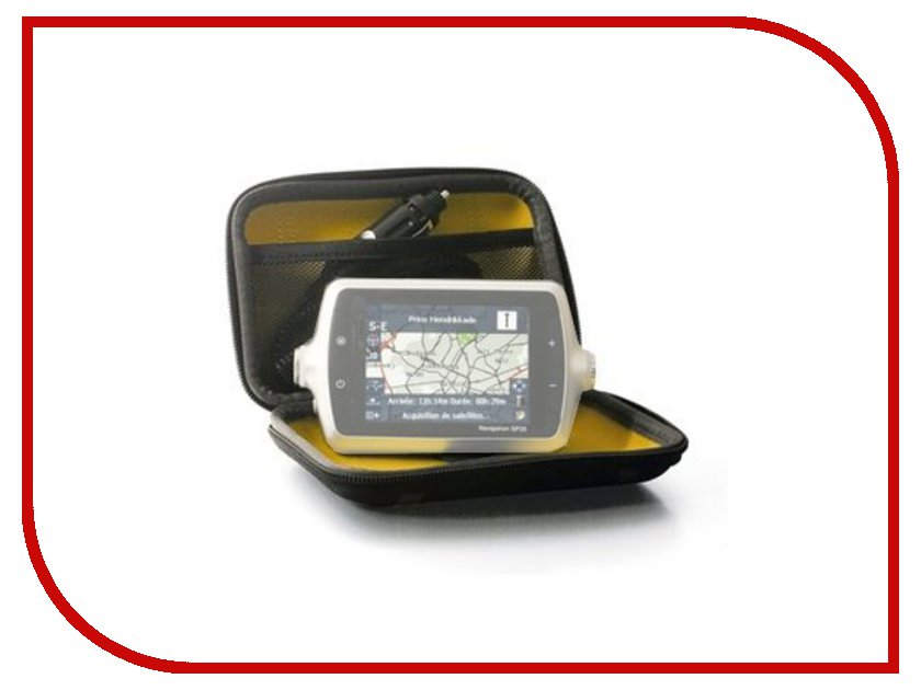 Аксессуар Чехол Case Logic 4.3 GPS-1 Black<br>