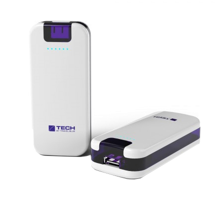 Аккумулятор Travel Blue Power Bank 5200 mAh 976-XX