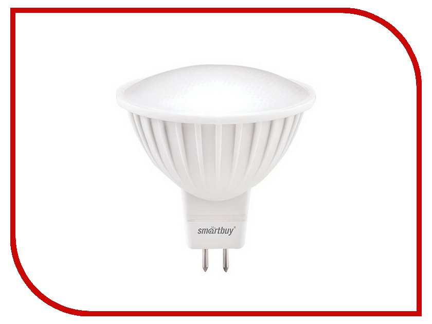 Лампочка SmartBuy GU5.3-05W/3000 SBL- GU5_3-05-30K-N<br>