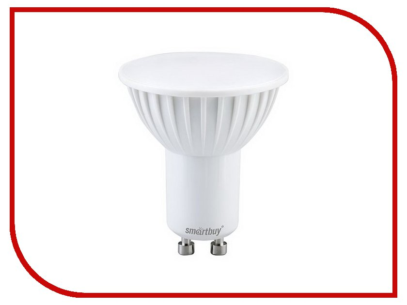Лампочка SmartBuy GU10-07W/ 4000 SBL-GU10-07-40K-N<br>