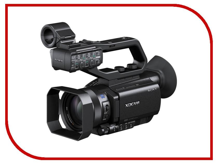 Zakazat.ru: Видеокамера Sony PXW-X70