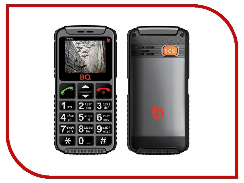 Сотовый телефон BQ BQM-1815 Toronto Black<br>