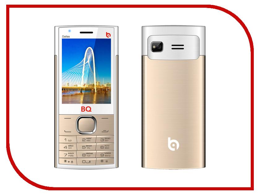Сотовый телефон BQ BQM-2859 Dallas Champagne