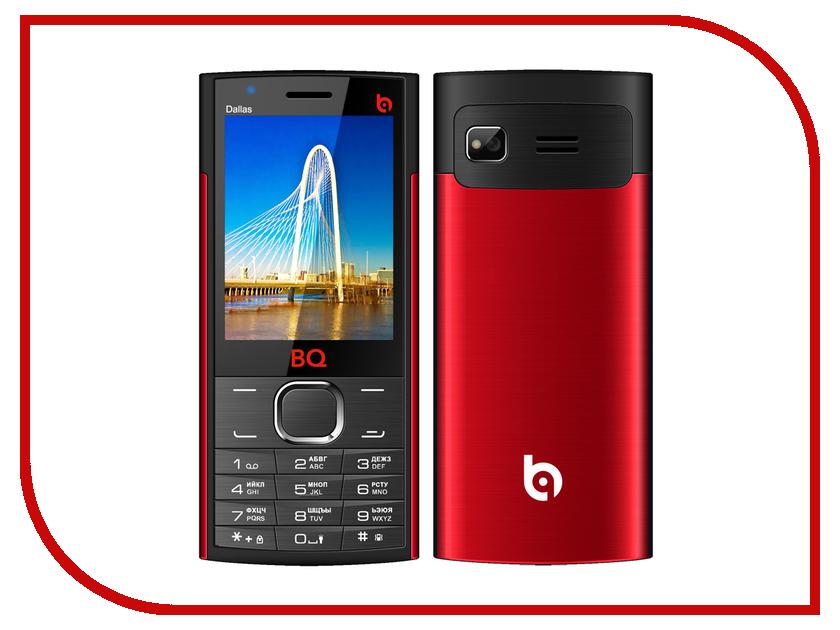 Сотовый телефон BQ BQM-2859 Dallas Red<br>