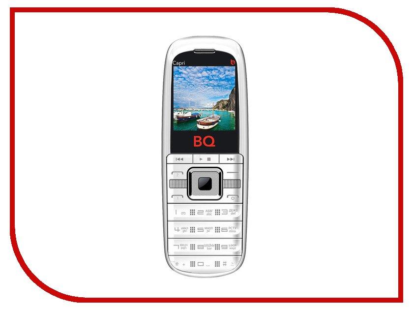Сотовый телефон BQ BQM-1403 Capri Silver