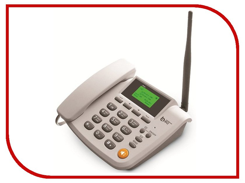 Телефон BQ BQD-2051 Rome Grey