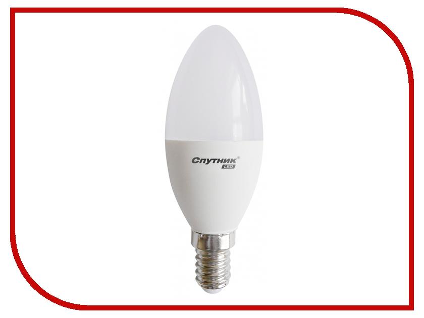 Лампочка Спутник LED C37 3.5W 220V 4000K E14 Classic 16-C37-3.5W-E14Classic