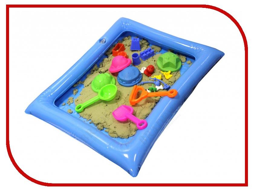 Набор для лепки Bradex Чудо-песочница 2000г DE 0067 игрушка bradex шведские городки de 0101