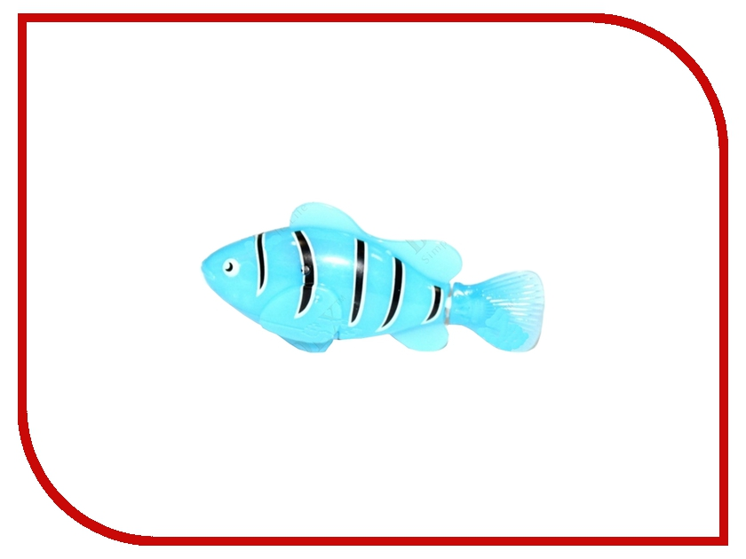 Игрушка Bradex Funny Fish DE 0073 Blue лазерное мфу ricoh aficio sp 325sfnw