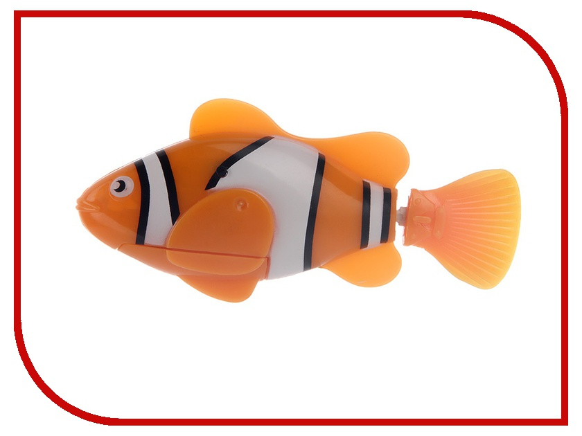Игрушка Bradex Funny Fish DE 0074 Orange<br>