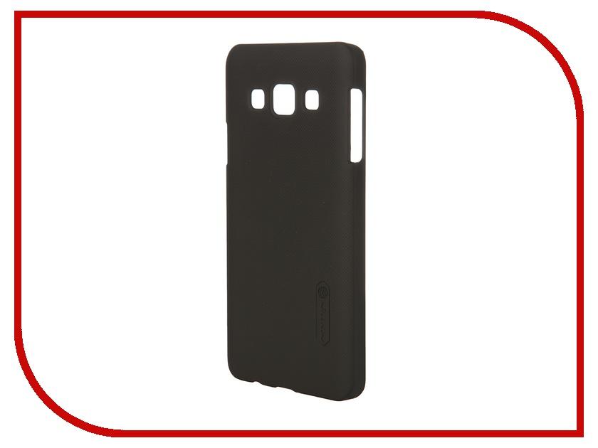 Аксессуар Чехол-накладка Nillkin for Samsung SM-A300 Galaxy A3 Super Frosted Shield Black T-N-SGA300-002<br>