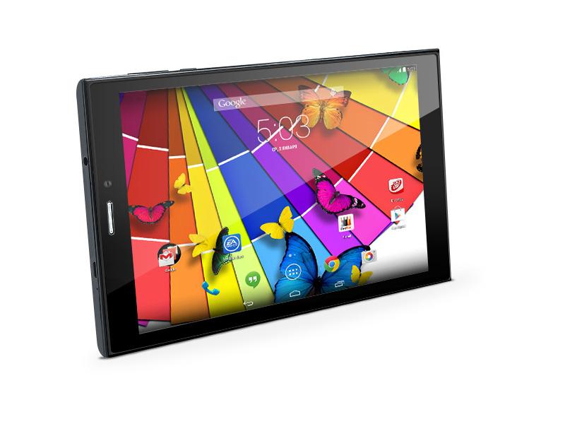 Планшет Explay Style 3G Black 4104711 ARM Cortex A7 1.3 GHz/1024Mb/8Gb/GPS/3G/Wi-Fi/Bluetooth/Cam/8.0/1280x800/Android<br>