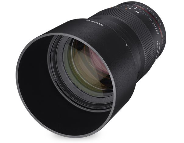 лучшая цена Объектив Samyang Canon M MF 135 mm f/2.0