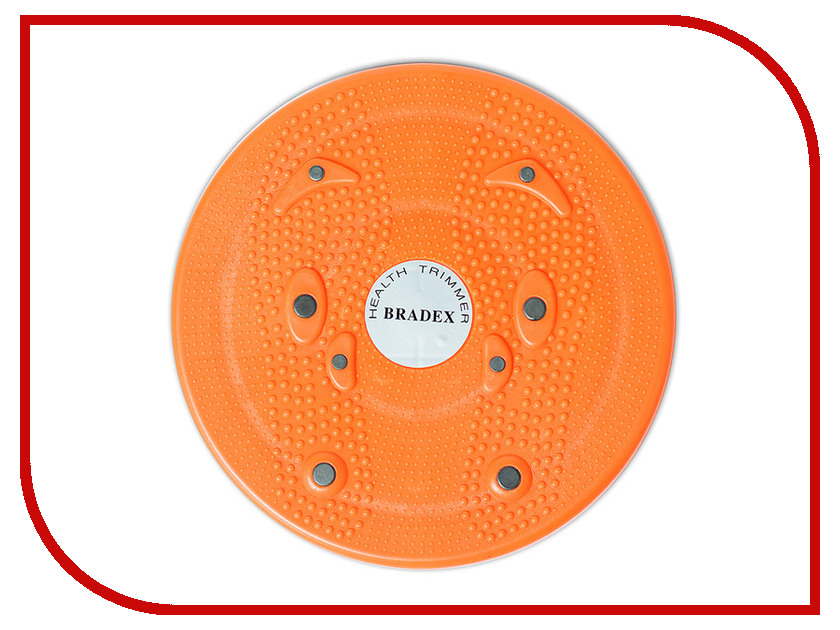 Диск здоровья Bradex Грация SF 0019 литой диск replica legeartis concept vw539 6 5x16 5x112 d57 1 et46 sf