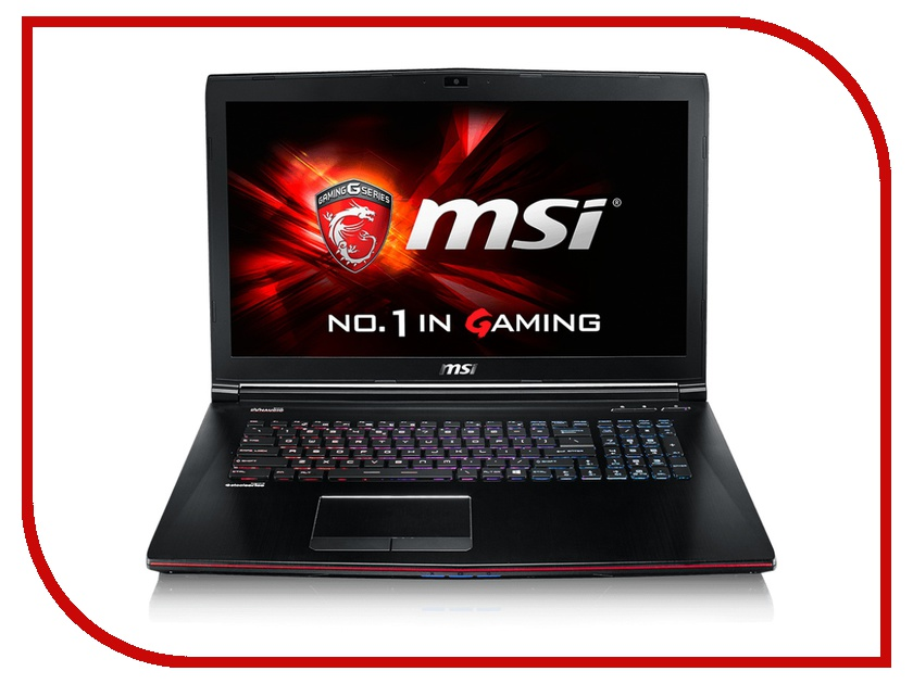 Ноутбук MSI GE72 2QE-031RU 9S7-179111-031 (Intel Core i7-4720HQ 2.6 GHz/8192Mb/1000Gb/DVD-RW/nVidia