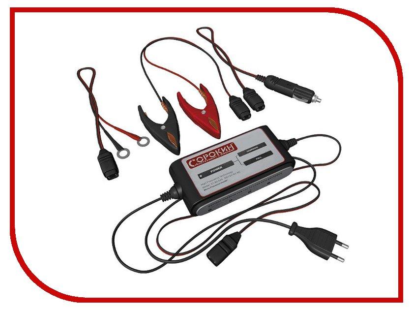 Зарядное устройство для автомобильных аккумуляторов СОРОКИН 12.92<br>