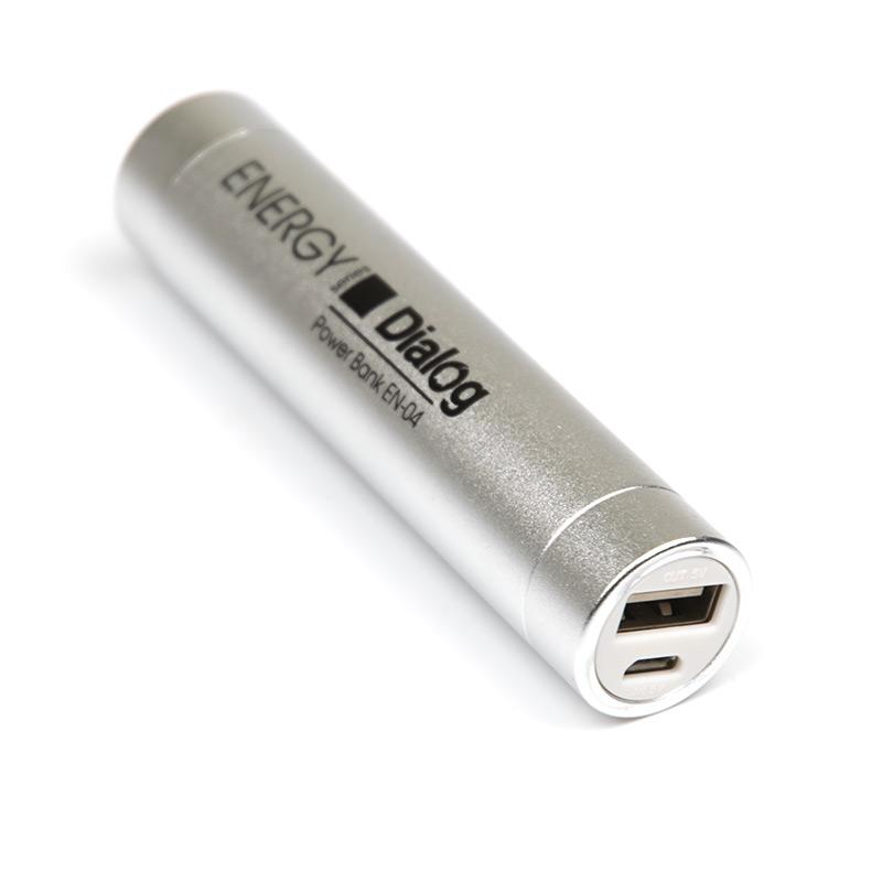Внешний аккумулятор Dialog Energy EN-04 1 USB 2000mAh