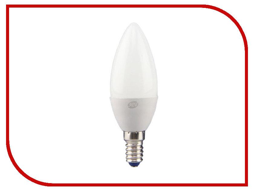Лампочка Rev REV C37 5-230V 4000K E14 FROST 32272 6 детектор rev ip20 09304 6