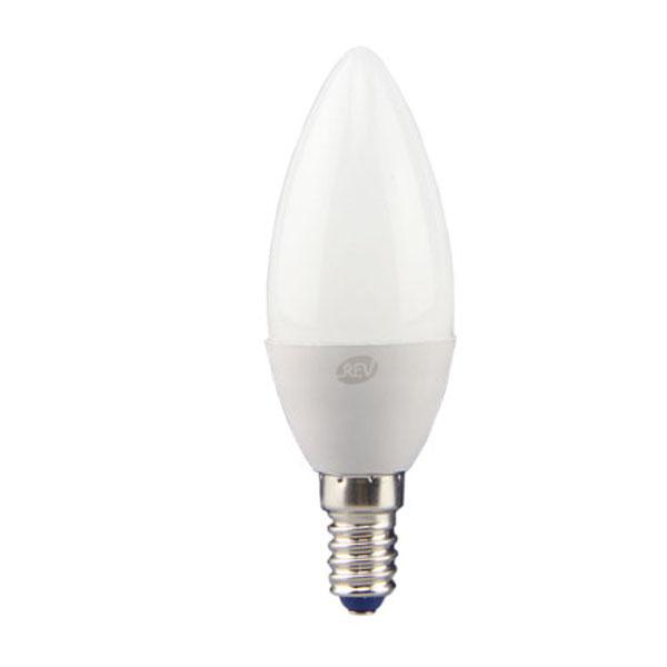 Лампочка Rev C37 E14 5W 180-240V 4000K 375Lm 32272 6