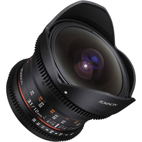 Объектив Samyang MF 12 mm T3.1 ED AS NCS VDSLR for Micro 4/3 объектив lensbaby composer pro w sweet 35 for micro 4 3