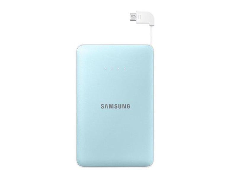 Аккумулятор Samsung microUSB 11300 mAh Light Blue SAM-EB-PN915BLRGRU